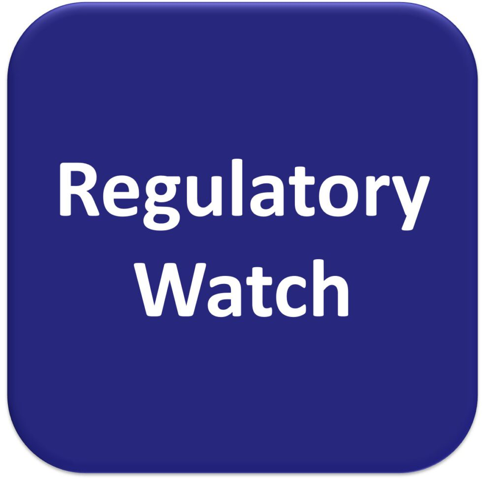 Regulatory-Watch 2021